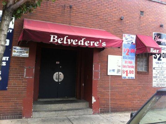 Belvedere's